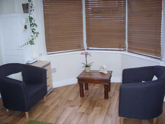 therapy rooms uk