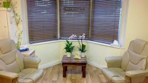 Prestwich Holistic Centre Therapy room 1