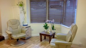 Prestwich Holistic Centre Therapy room 4
