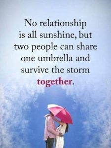 Relationship Problems positive quote